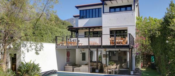 Villa on Central Drive